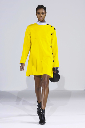 Cedric Charlier Fashion Show, Ready To Wear Collection Fall Winter 2016 in Paris