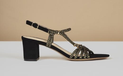 Tila March - Collection Eté 2018 Sandale Black