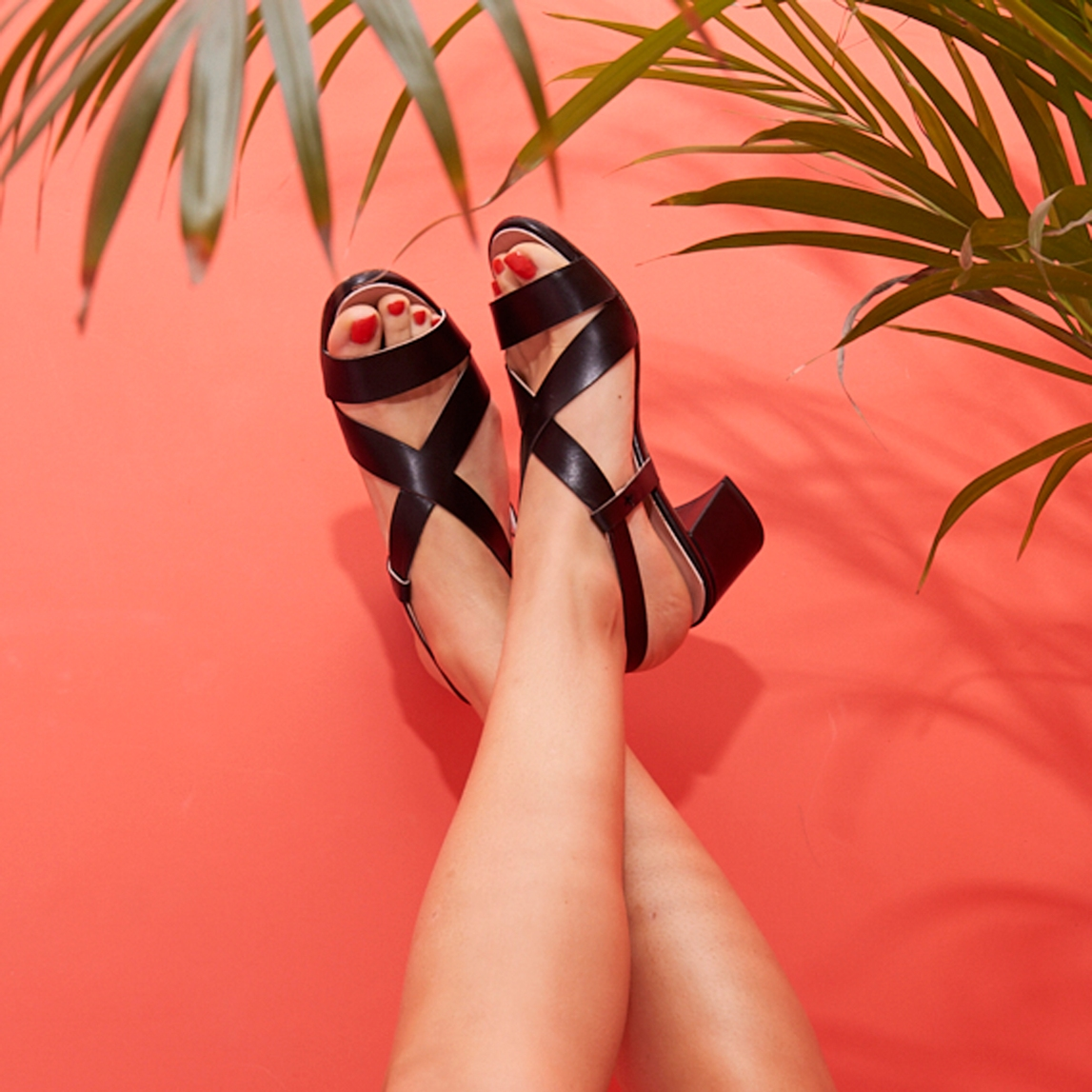 Un Si Beau Pas - Collection Eté 2018 Sandale Brides Larges