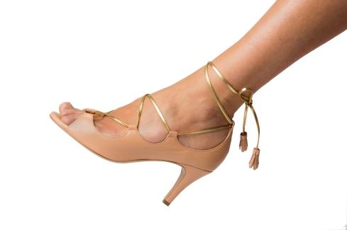 Un Si Beau Pas - Collection Eté 2018 Sandale Lacée